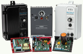Variable Speed DC Drives